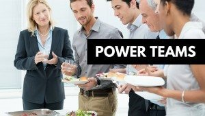 what is a networking power team