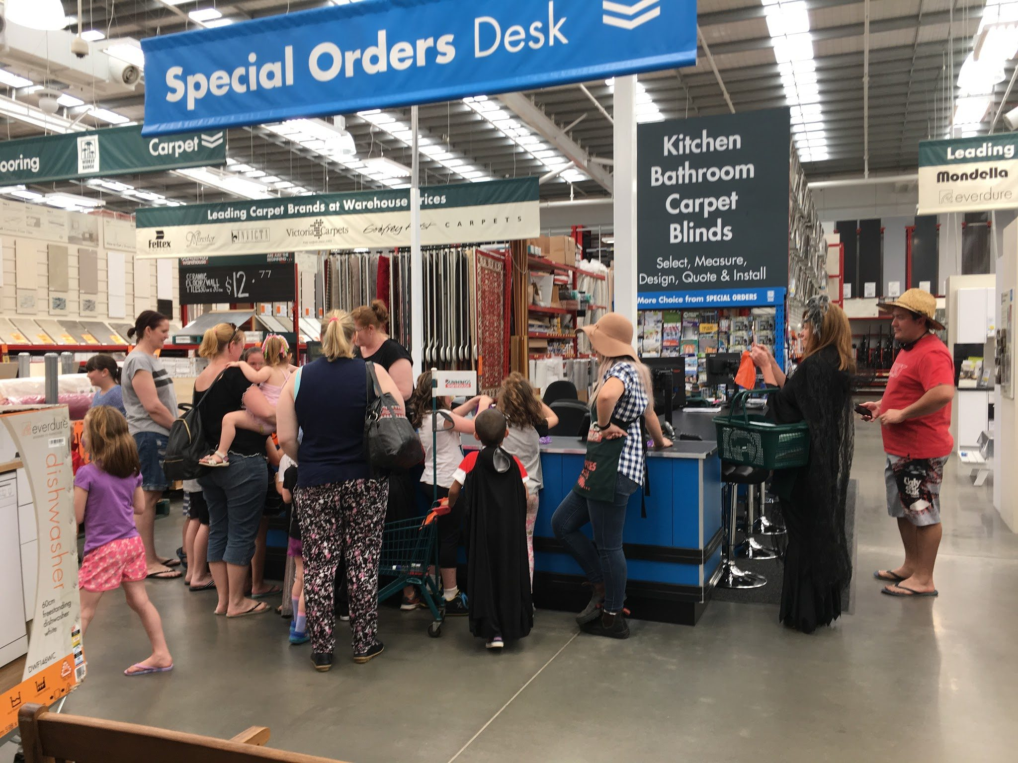 what can bunnings teach us about getting customers in the door?