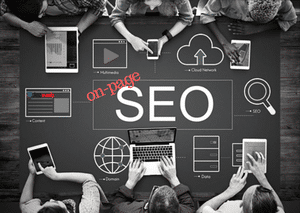 what is on-page search engine optimisation (seo)?