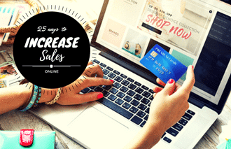 25 Amazing Ways to Increase Sales Online
