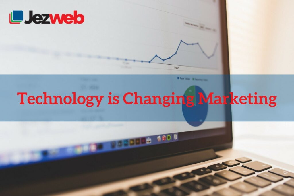 Technology is Changing Marketing