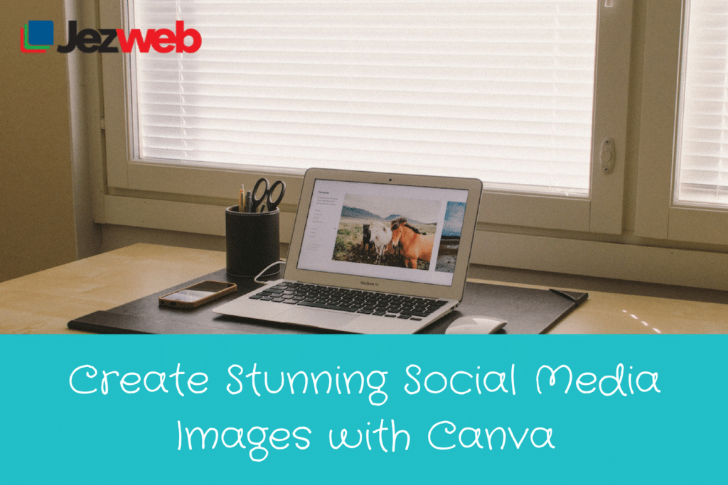 Create Stunning Social Media Images with