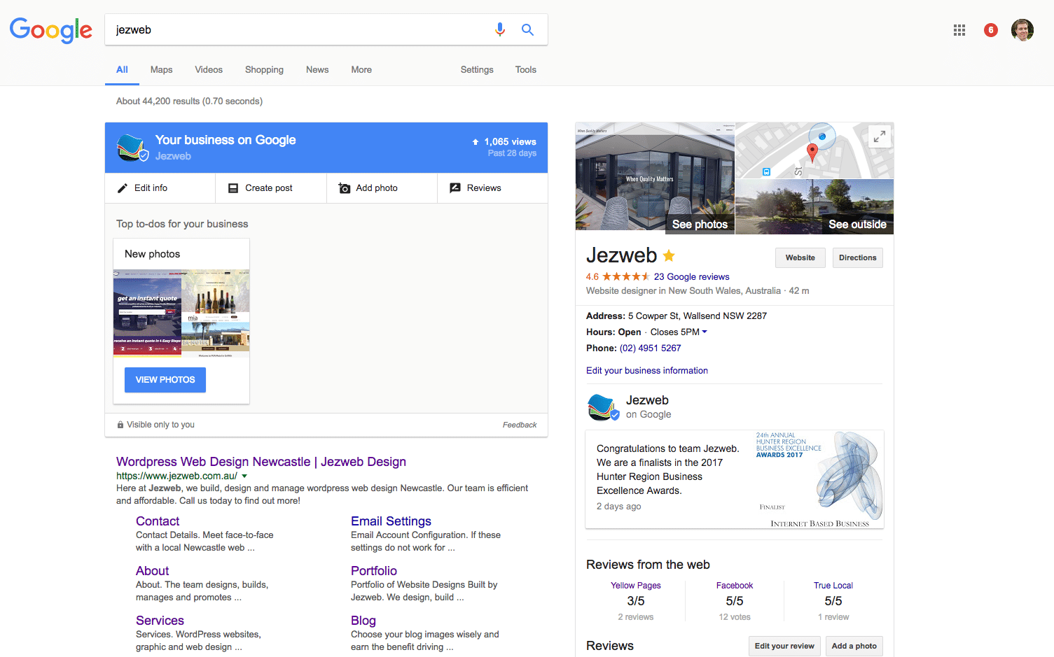 google business posts