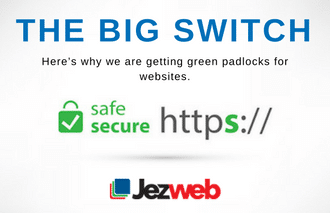 Why you should use https for your website.