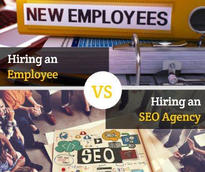 Hiring an Employee versus Hiring an SEO Agency