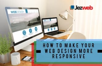 How to Make Your Web Design More Responsive