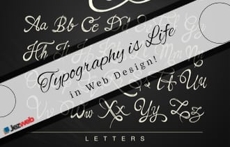 Typography is Life – in Web Design!