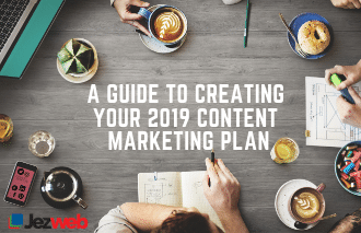 how to create your 2019 content marketing plan