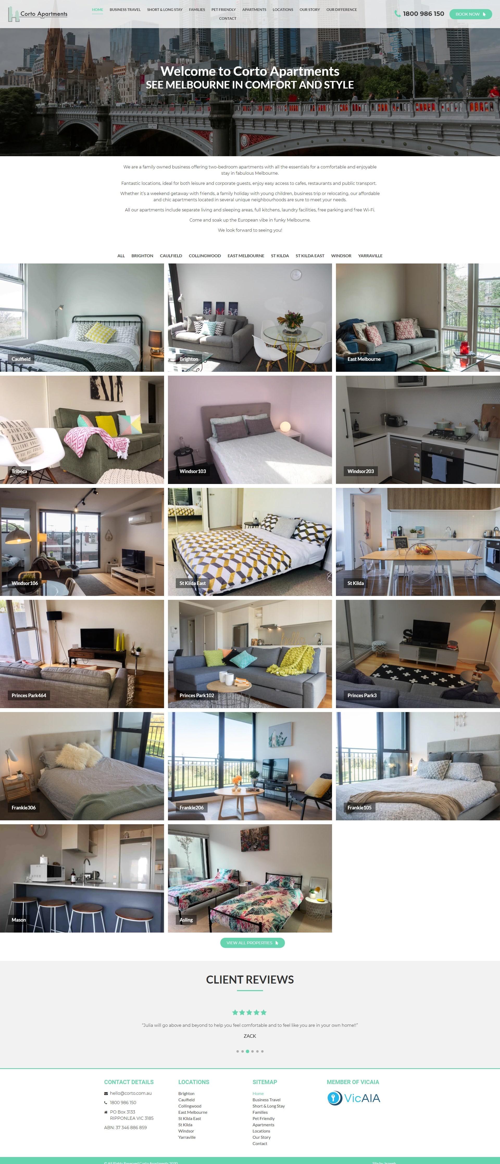 Corto Apartments -