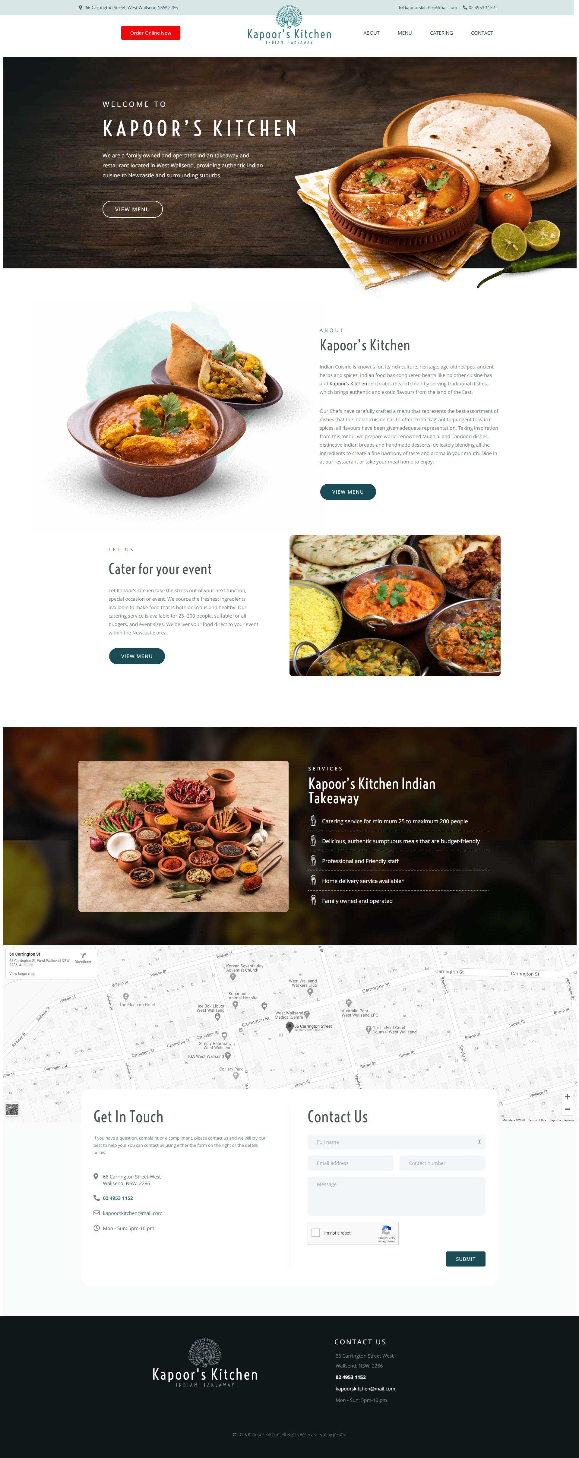 Kapoor's Kitchen -