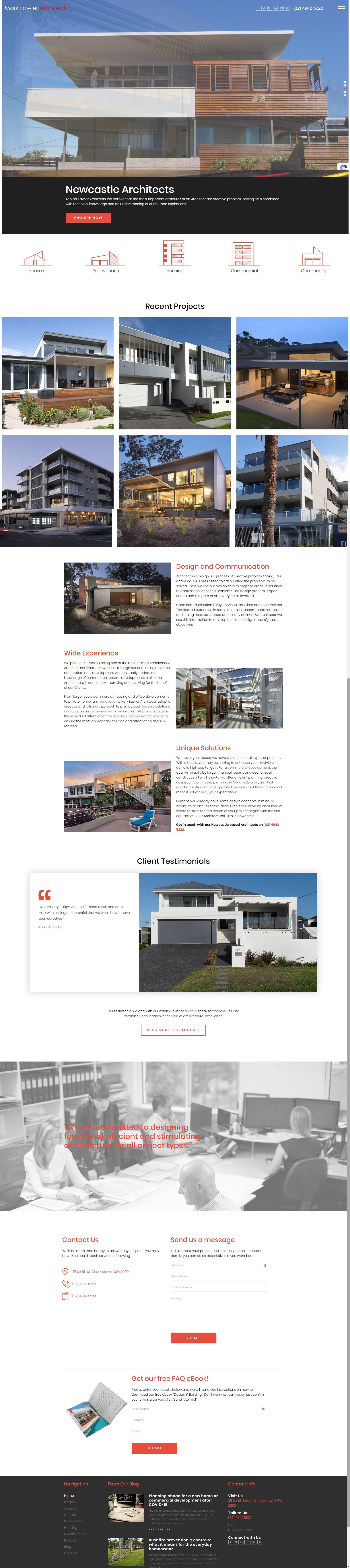 Mark Lawler Architects -
