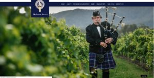 McLeish Estate Website Design & SEO Northern Rivers NSW - JezNorthWeb
