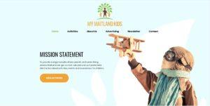 My Maitland Kids Website Design & SEO Northern Rivers NSW - JezNorthWeb
