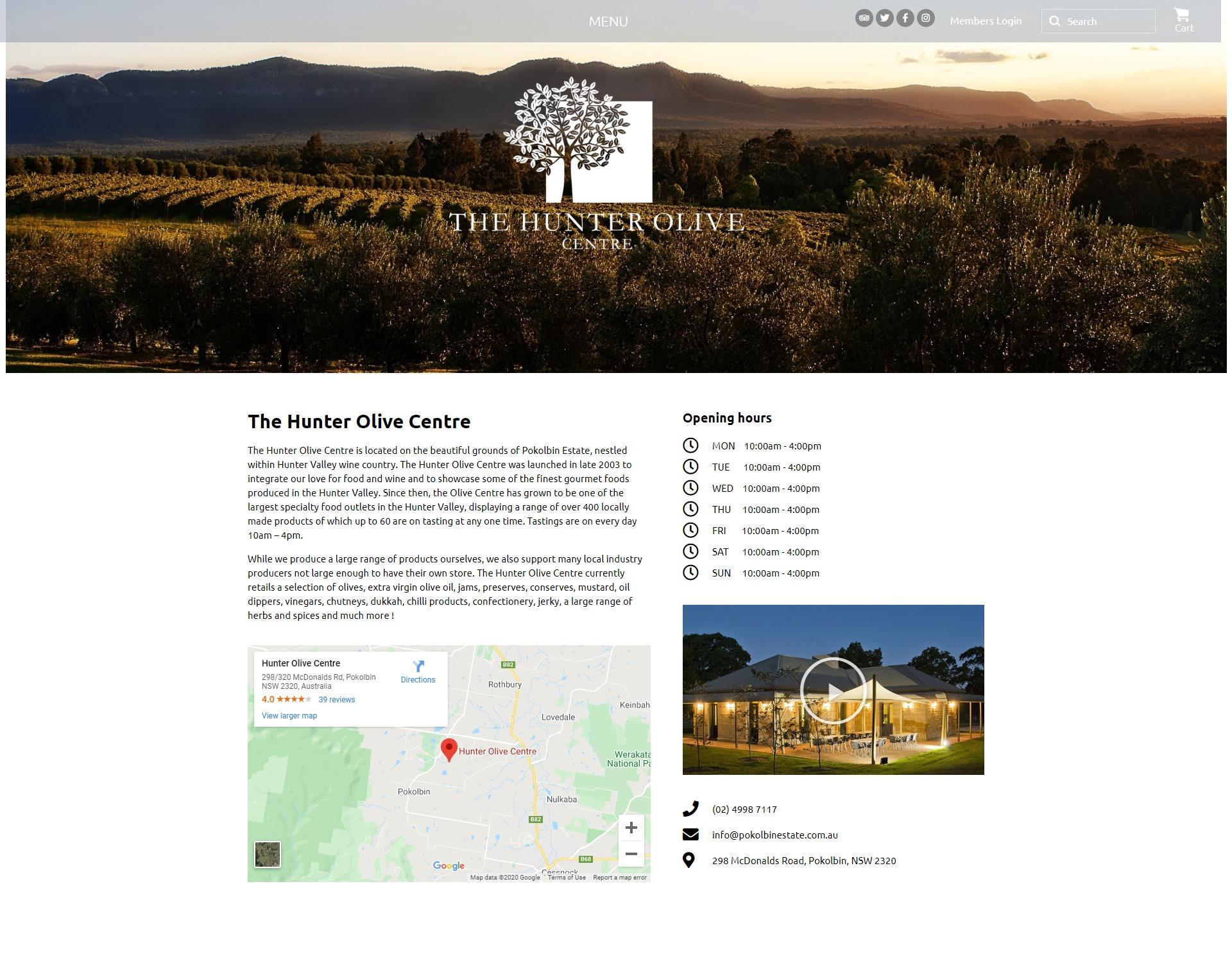 Pokolbin Estate Vineyard -