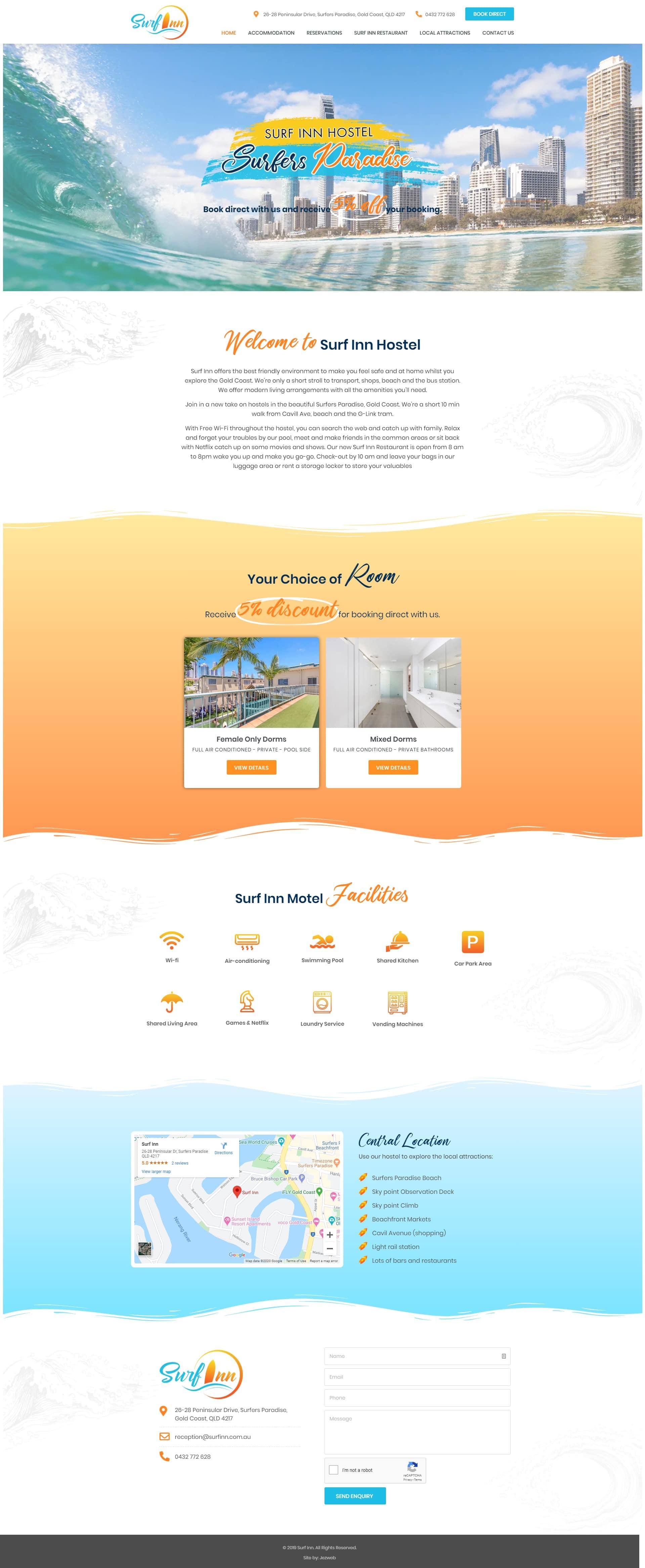 Surf Inn -