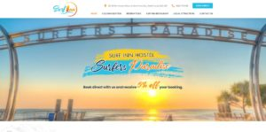 Surf Inn Website Design & SEO Northern Rivers NSW - JezNorthWeb