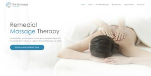 The Massage Doctor Website Design & SEO Northern Rivers NSW - JezNorthWeb