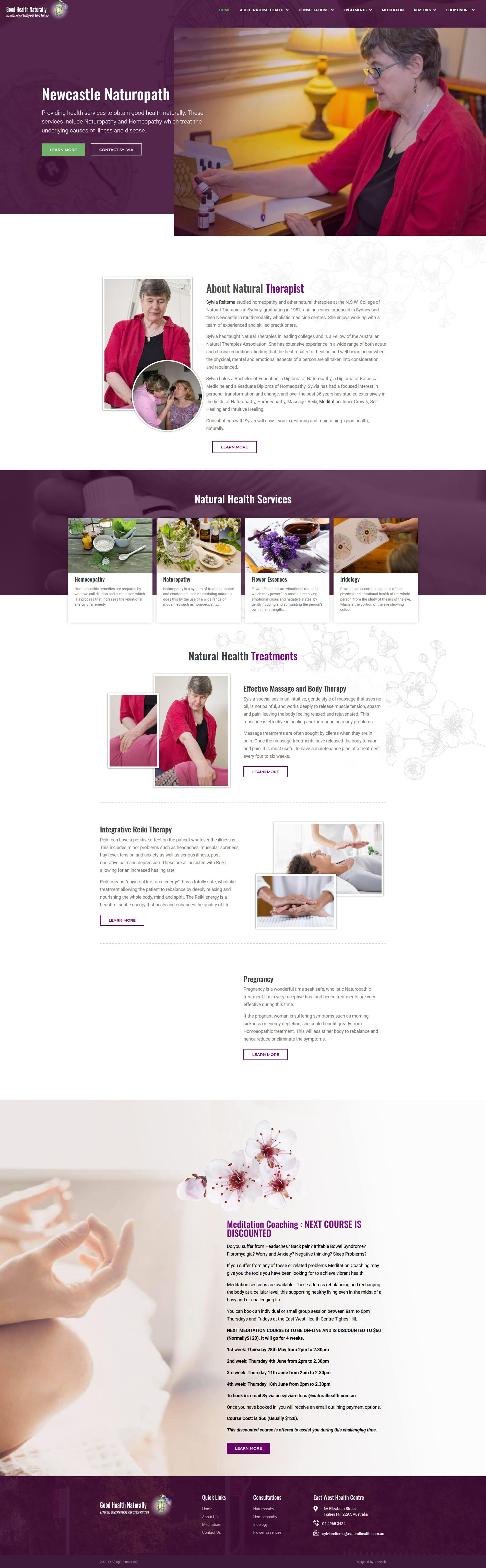 Natural Health Newcastle -