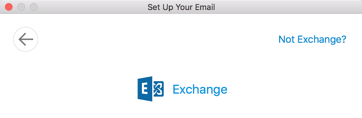 Email Setup for Outlook 2016 for Mac OS with Rackspace Mail - Jezweb