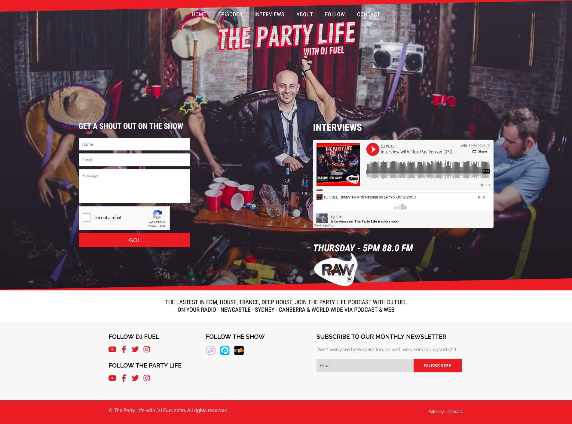 The Party Life -