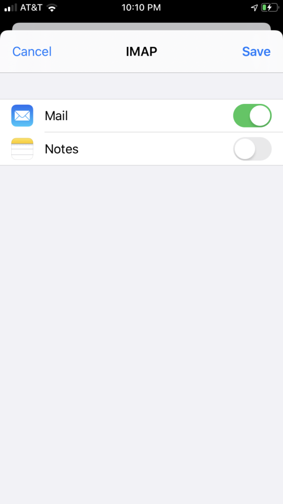 Email Setup for iPhone iOS13 with Rackspace Mail - Jezweb