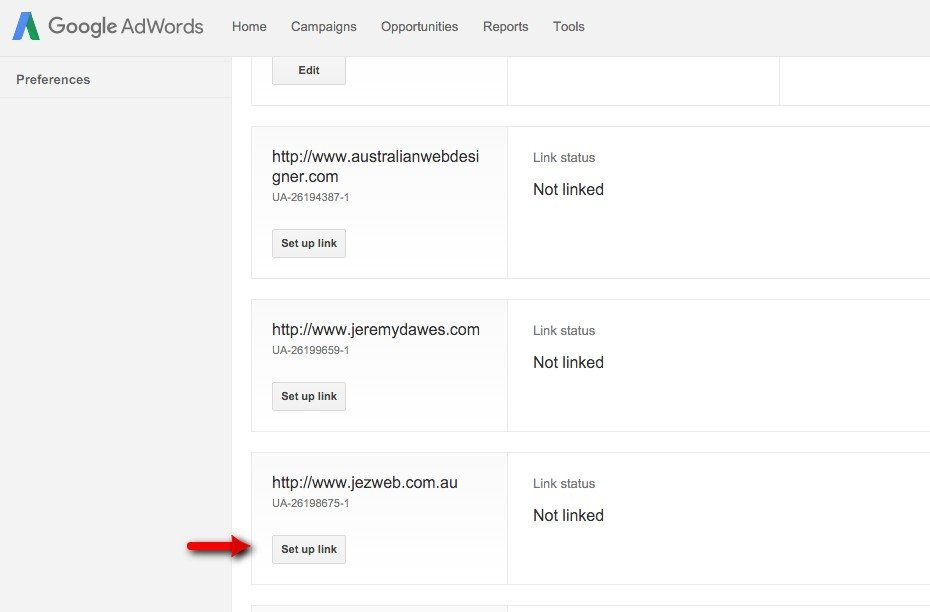 42-Account-Settings-–-Google-AdWords-Link-the-relevant-account