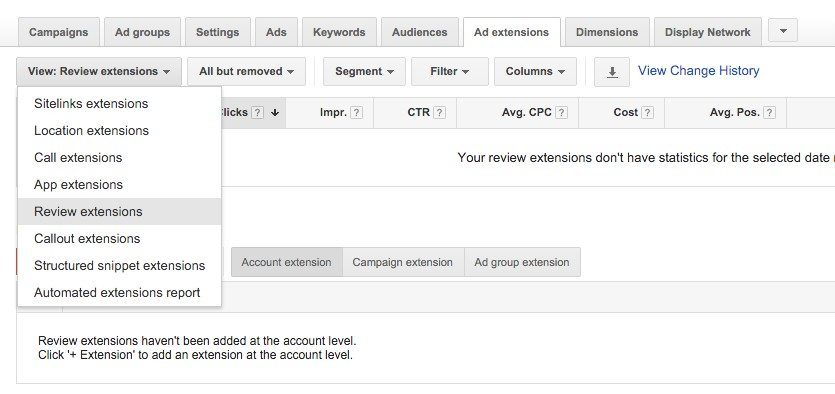 61-Campaign-Management-–-Google-AdWords-Select-Review-Extensions