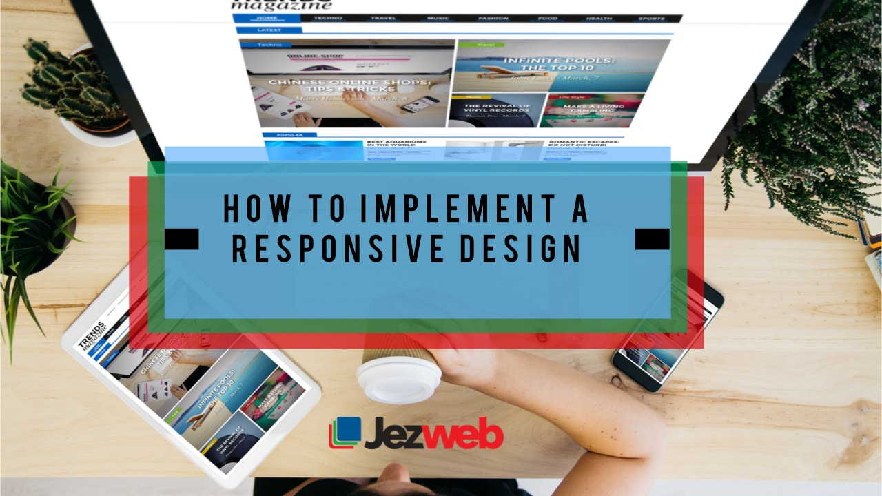 How to Make Your Web Design More Responsive -