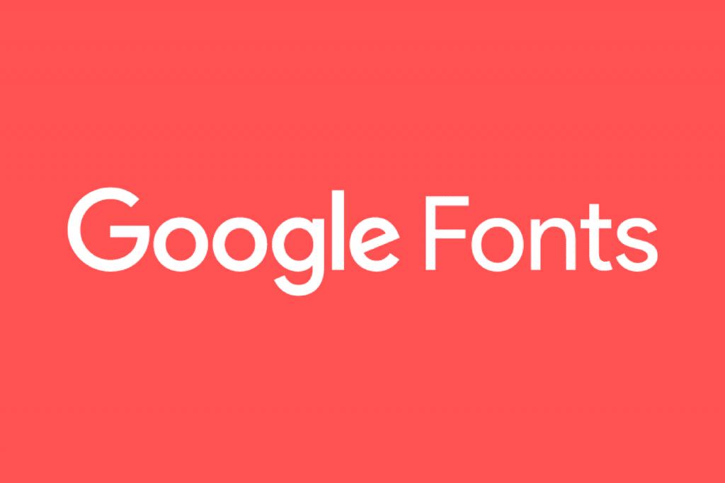google fonts - safe web fonts for your web design