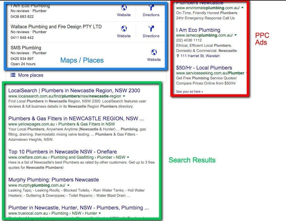 newcastle-plumber-Google-Search-1