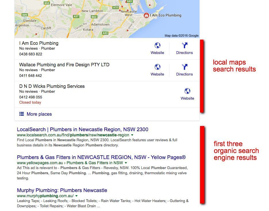 newcastle-plumber-Google-Search