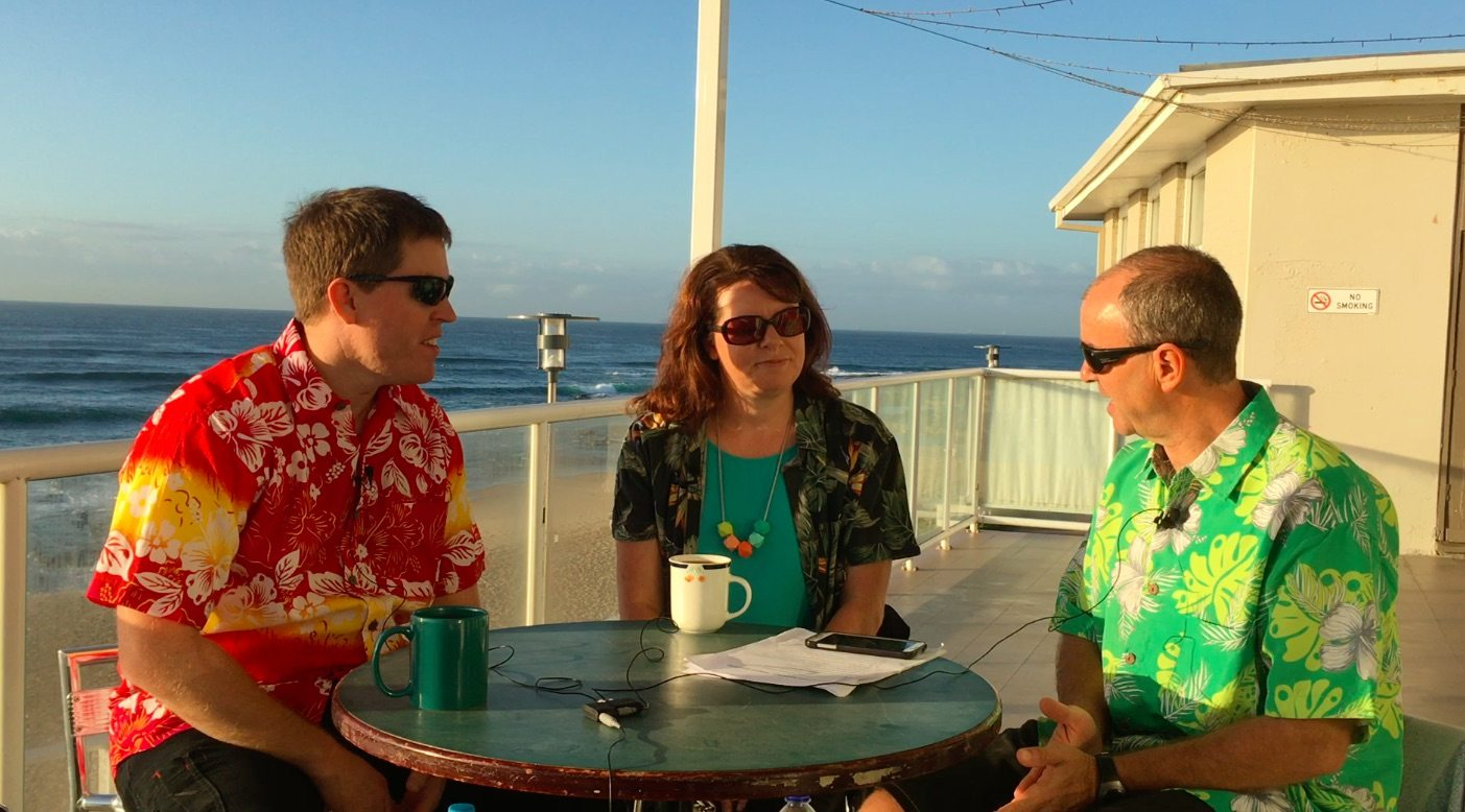 recording-the-beach-business-breakfast-show