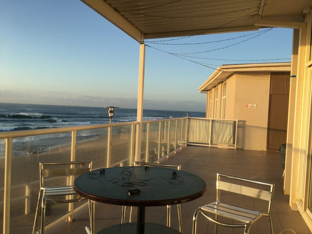 where-we-record-the-beach-business-breakfast-podcast