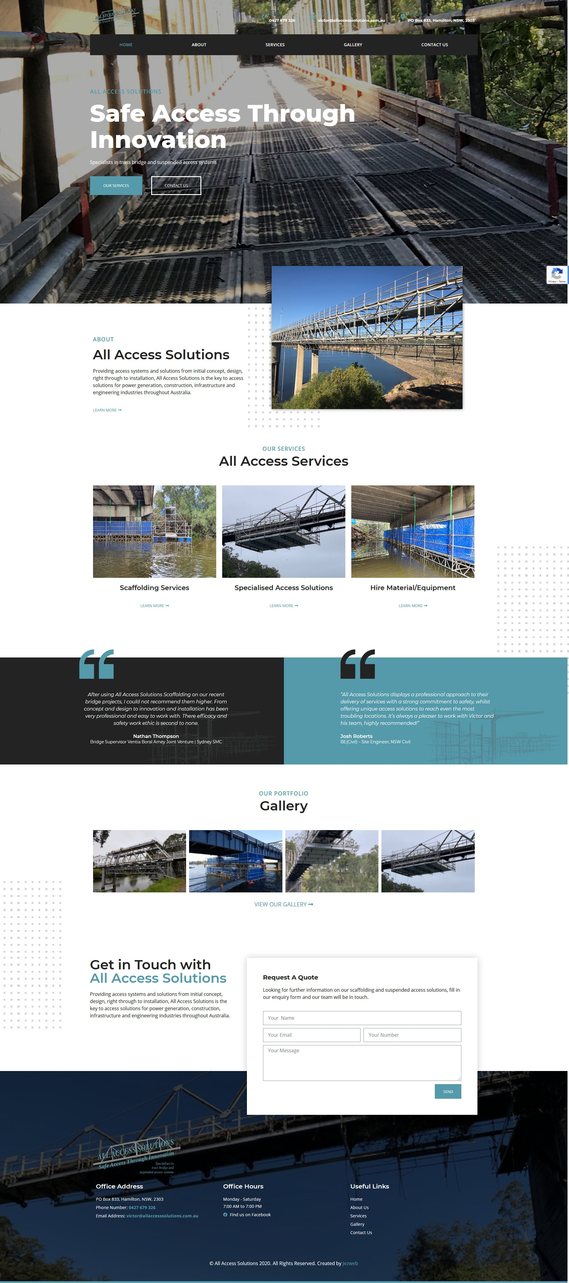 All Access Solutions -