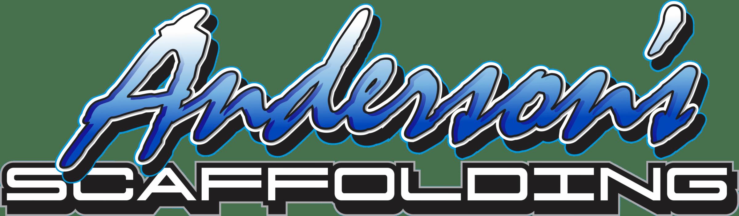 Anderson's Scaffolding_logo