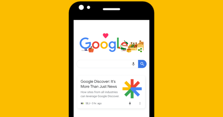 Google Discover what it is and why it is the key to increasing your traffic