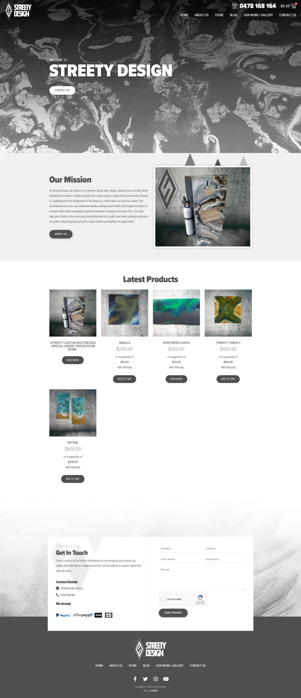 Streety Design -