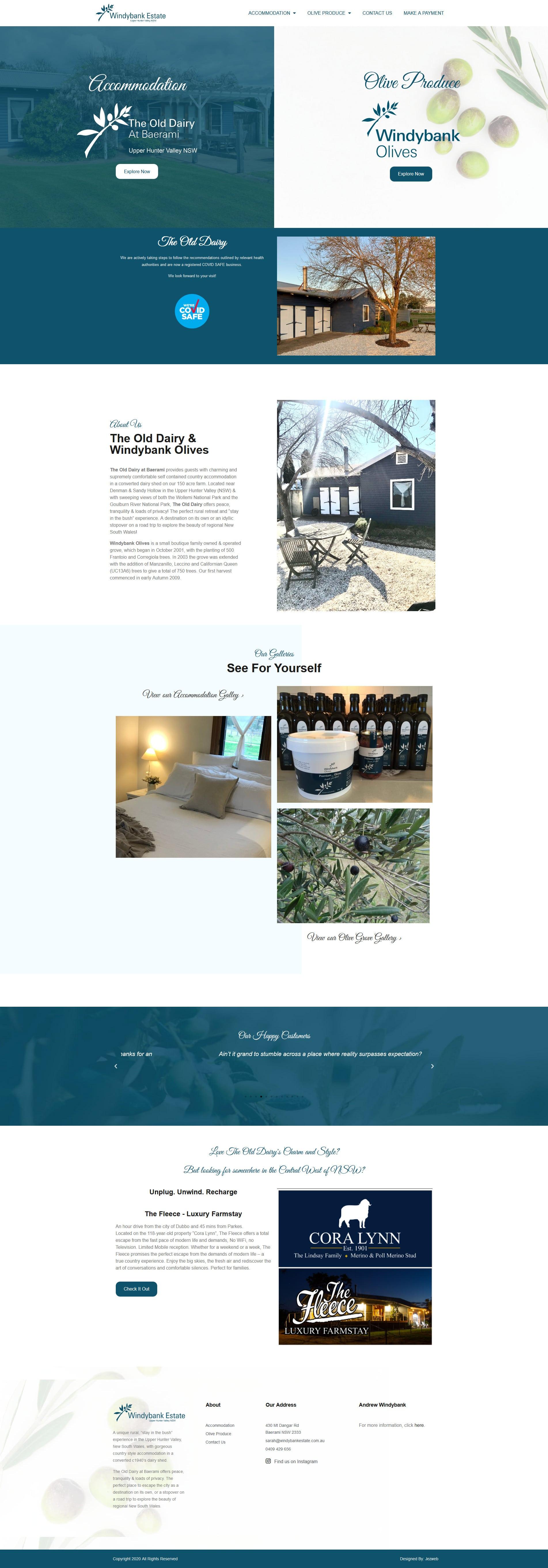 Windybank Estate -