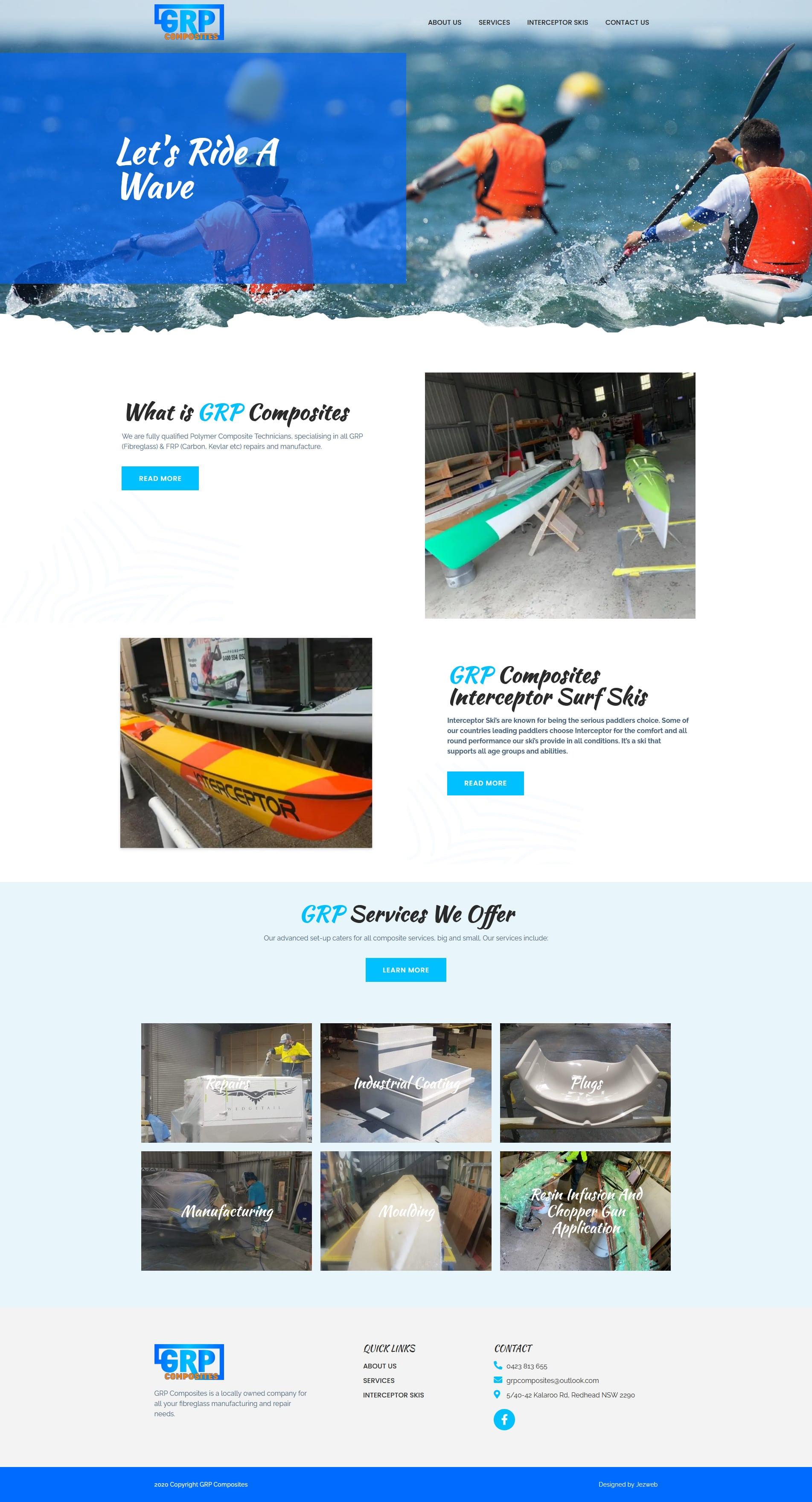 GRP Composites -