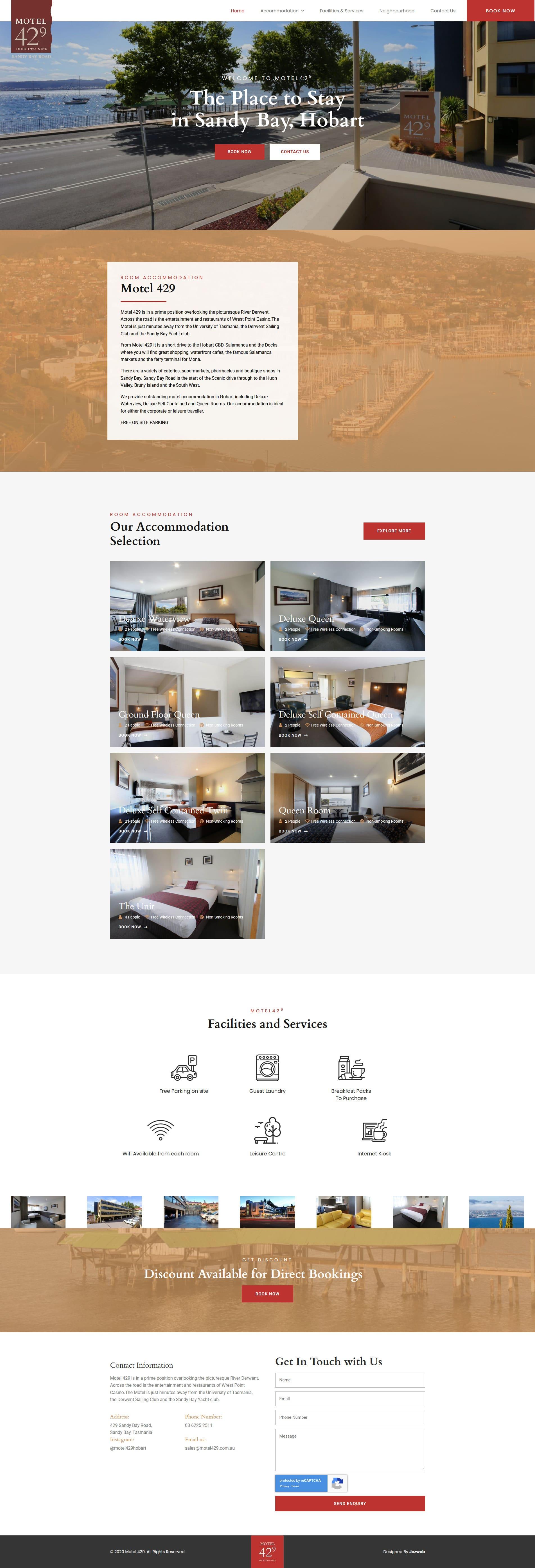 Motel 429 -