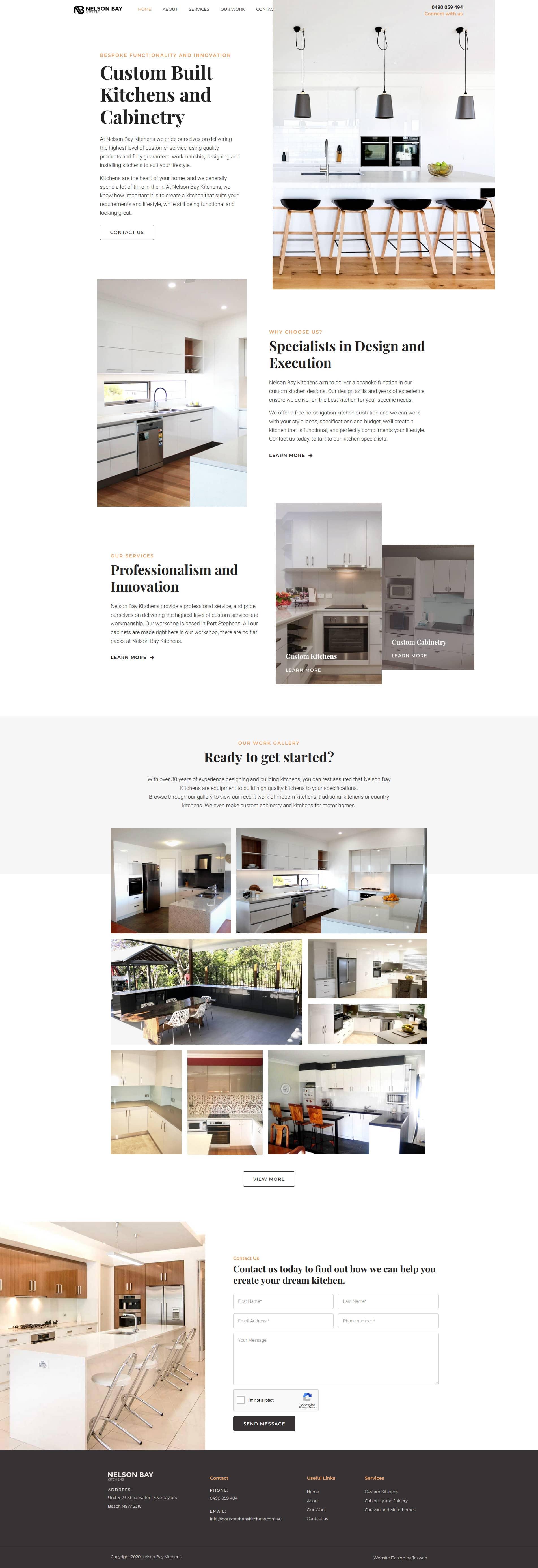 Nelson Bay Kitchens -