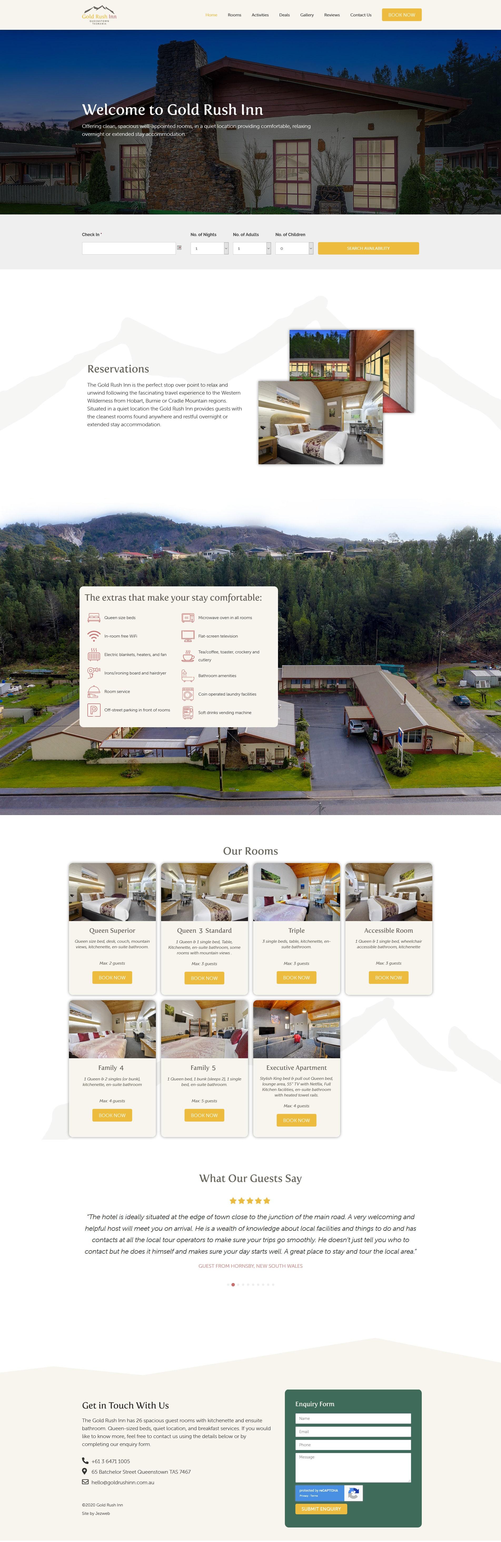 Gold Rush Inn -