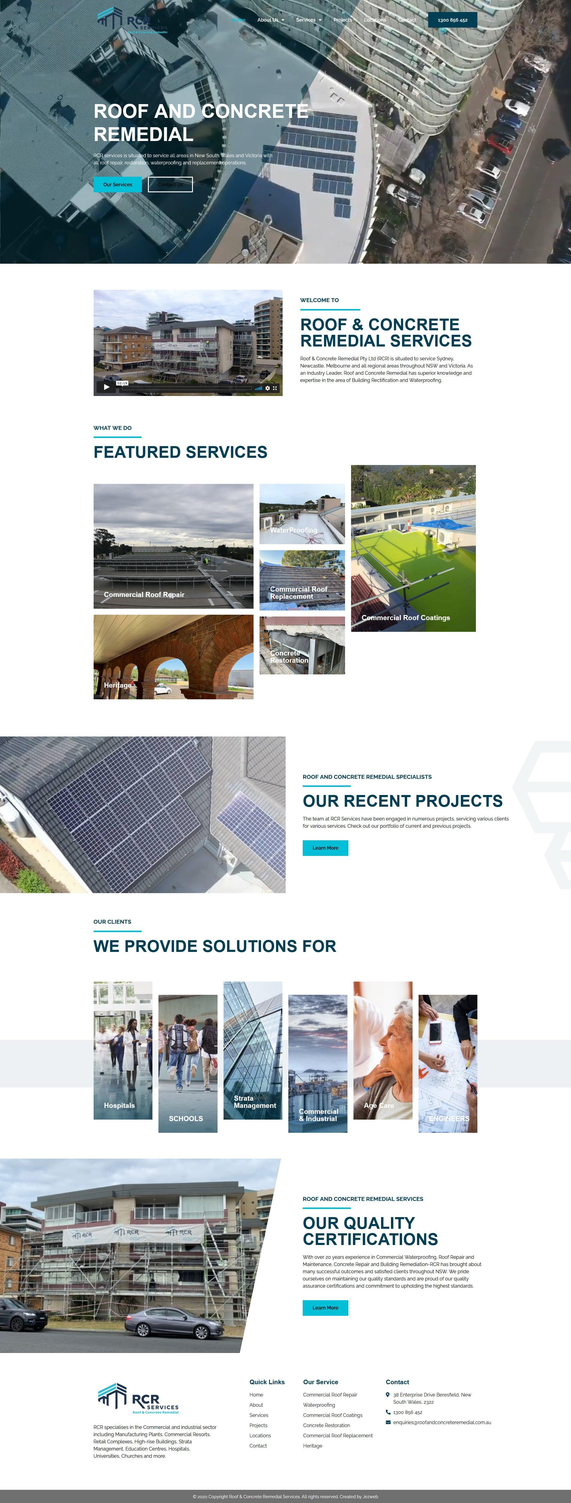 RCR Services -