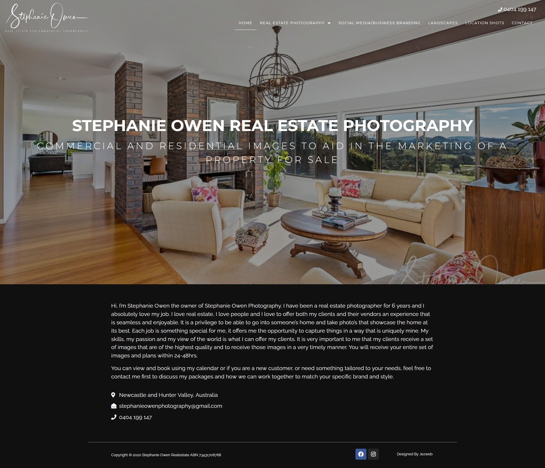 Stephanie Owen Real Estate & Commercial Photography -