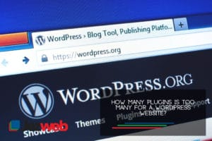 How many plugins is too many for a WordPress website