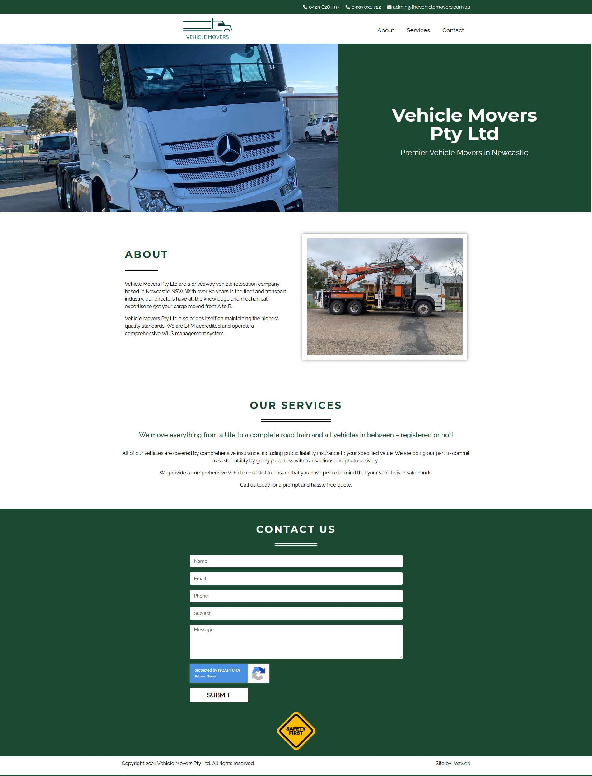 The Vehicle Movers -