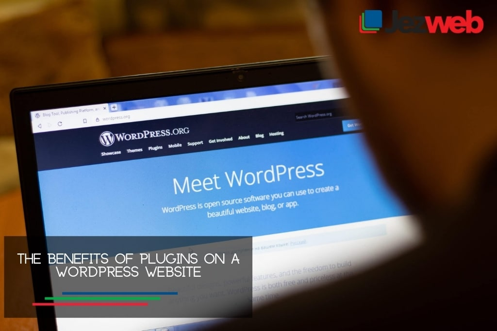 The benefits of plugins on a WordPress website