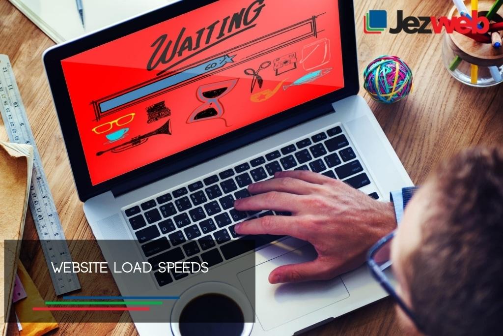 Website Load Speeds