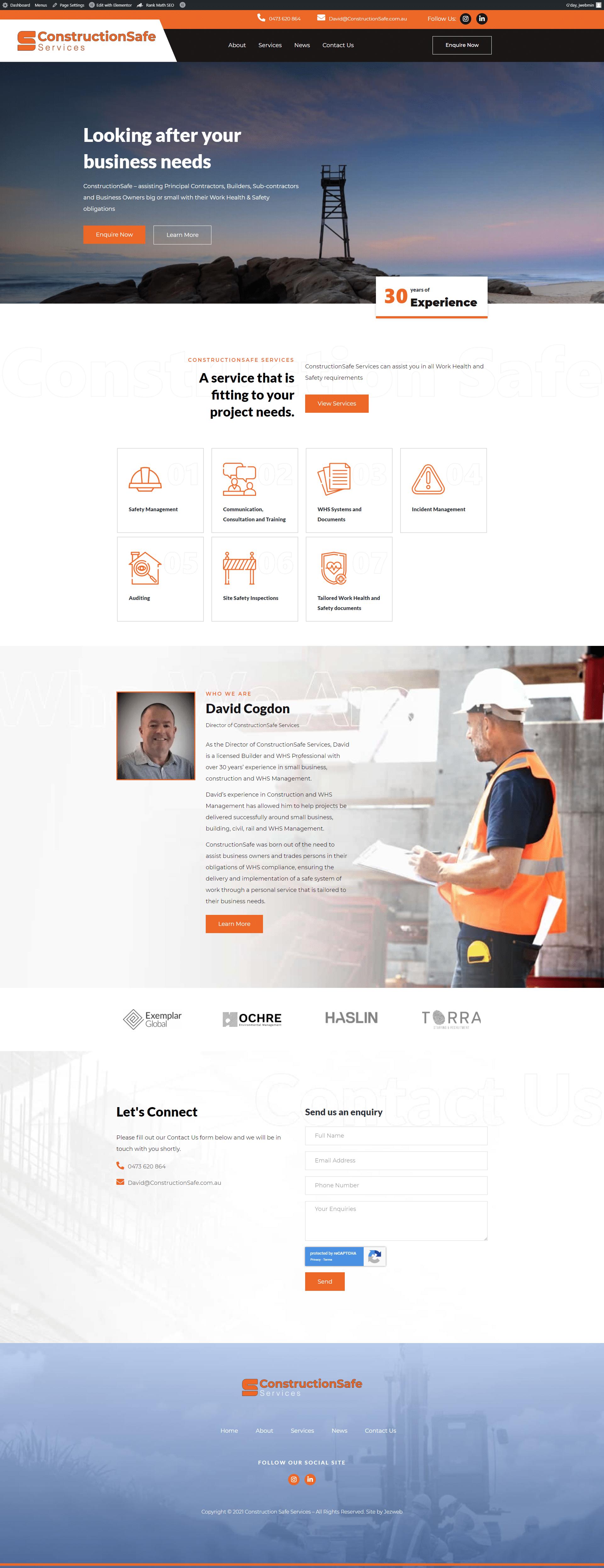 ConstructionSafe -
