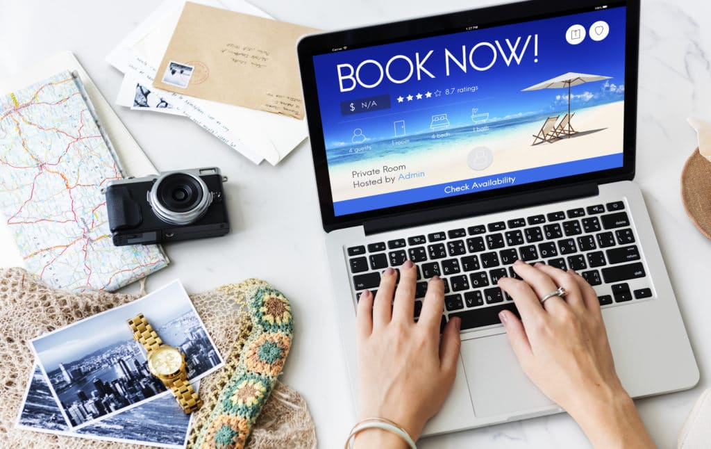 STAAH Motel Web Design - Motel Web Design